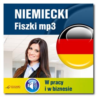 Niemiecki fiszki mp3 W pracy i w biznesie