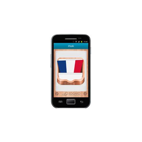 iFiszki Francuski 1000 najważniejszych słówek - aplikacja mobilna