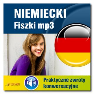 Niemiecki fiszki mp3 Praktyczne zwroty konwersacyjne (Program + Nagrania do pobrania)