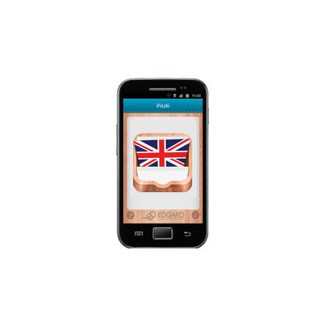 iFiszki+ Angielski - aplikacja mobilna