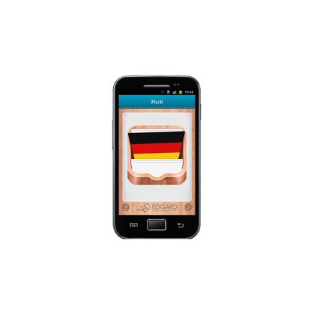 iFiszki Niemiecki 1000 najważniejszych słów - aplikacja mobilna