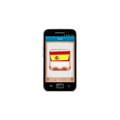 iFiszki+ Hiszpański - aplikacja mobilna