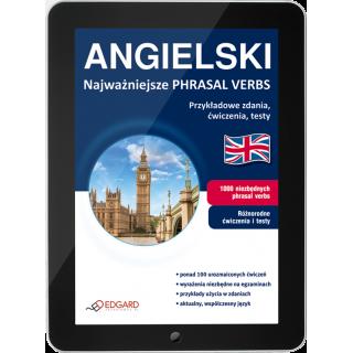 ANGIELSKI Najważniejsze PHRASAL VERBS (e-book)