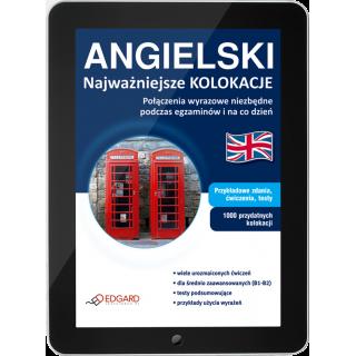Angielski Najważniejsze kolokacje (e-book)