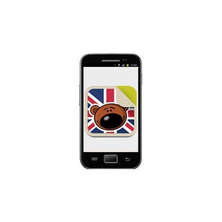 Angielski 100 pierwszych słówek Karty Obrazkowe Aplikacja