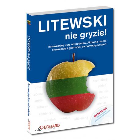 Litewski nie gryzie! +CD  (Książka + CD Audio)