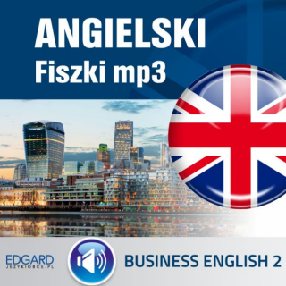 Angielski fiszki mp3 Business English 2  (Program + nagrania do pobrania)