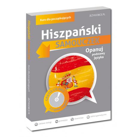 HISZPAŃSKI Samouczek (Książka + CD MP3)