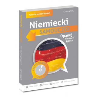 NIEMIECKI Samouczek  (Książka + CD MP3)