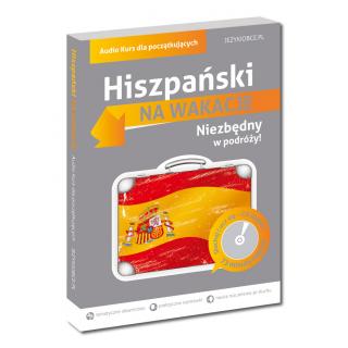Hiszpański Na wakacje. Audio Kurs dla początkujących (Książka + CD Audio)