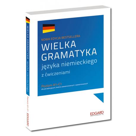 Wielka gramatyka języka niemieckiego 2. edycja (Książka)