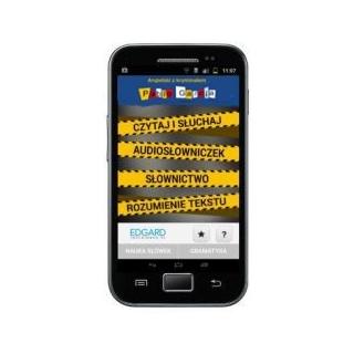 Angielski z kryminałem Pablo García - aplikacja mobilna