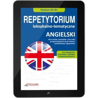 Angielski - Repetytorium leksykalno-tematyczne A2-B1 (e-book)