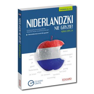 Niderlandzki nie gryzie! 3. edycja (Książka + CD Audio)