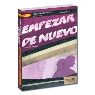Hiszpański kryminał z ćwiczeniami Empezar de nuevo