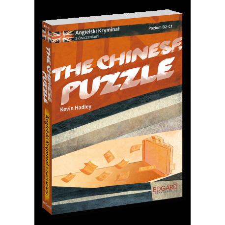 Angielski KRYMINAŁ z ćwiczeniami The Chinese Puzzle Nowy wydanie
