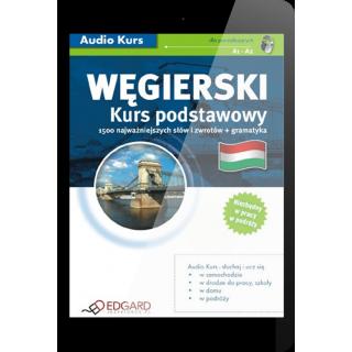 Węgierski Kurs podstawowy (PDF + nagrania mp3)