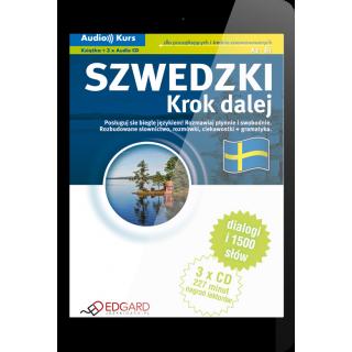 Szwedzki Krok dalej (E-book + nagrania mp3)