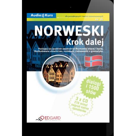 Norweski Krok dalej (E-book + nagrania mp3)