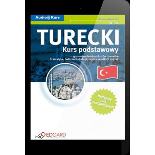 Turecki Kurs podstawowy (E-book + nagrania mp3)