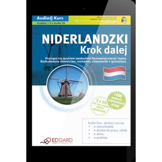 Niderlandzki Krok dalej (E-book + nagrania mp3)