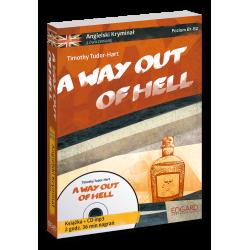 Angielski KRYMINAŁ z ćwiczeniami+audiobook A Way Out of Hell NOWE WYDANIE