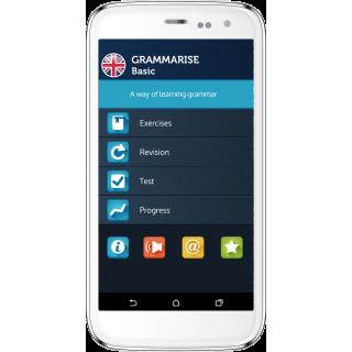 Angielski Gramatyka  - aplikacja mobilna