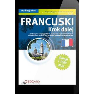 Francuski Krok dalej (E-book + mp3)