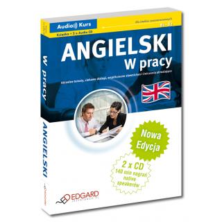 Angielski W pracy - Nowa Edycja (Książka + Audio CD)