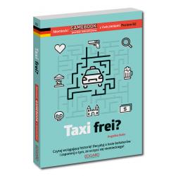 Niemiecki GAMEBOOK z ćwiczeniami Taxi frei?